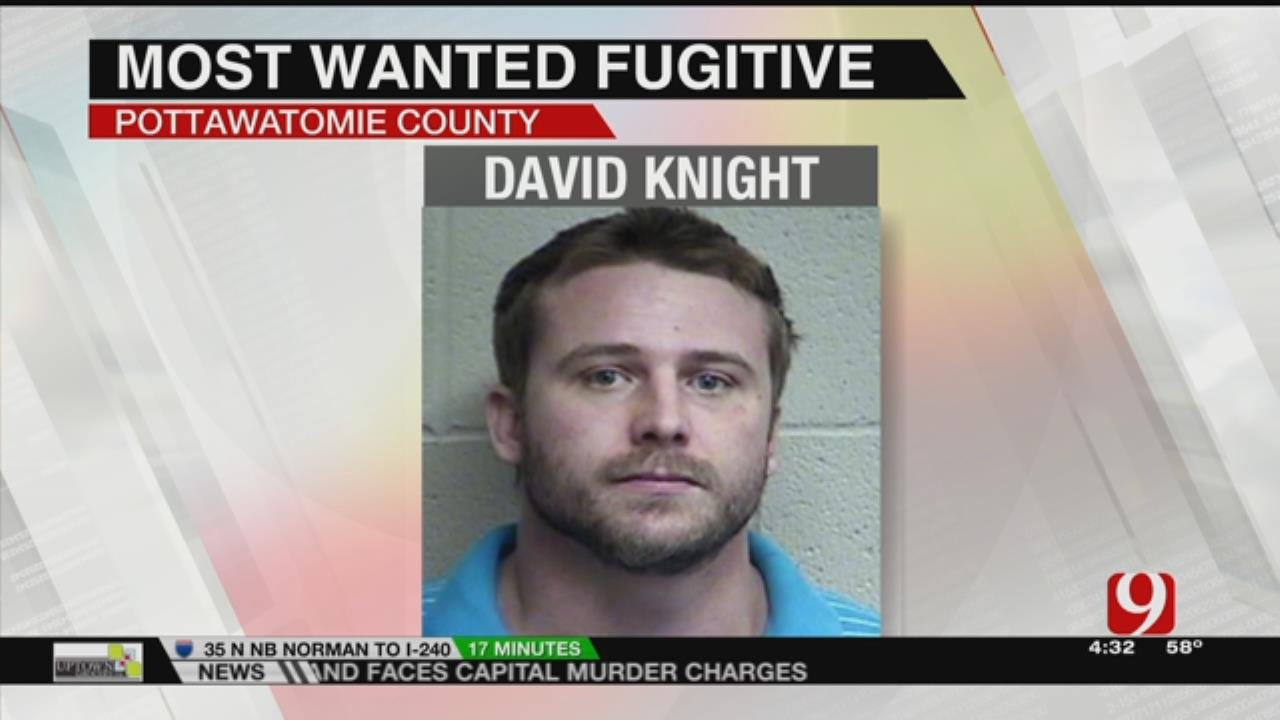 Pott County Deputies Search For Most Wanted Fugitive