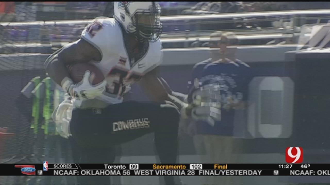 Cowboys Run Over TCU, Look Forward To Bedlam
