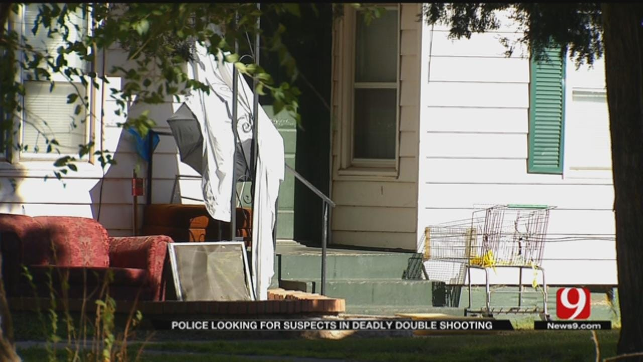 Neighbors React To Double Homicide At SW OKC Housing Complex