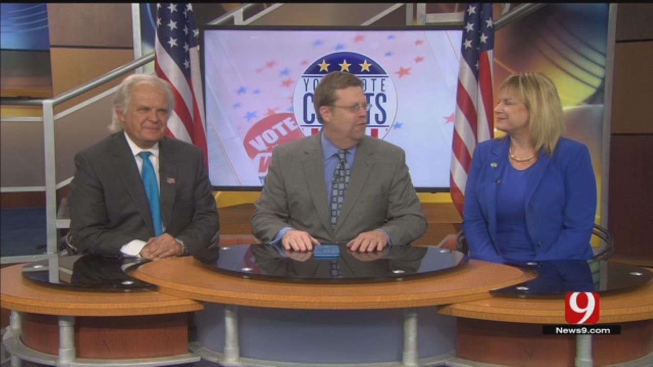 Your Vote Counts: New Legislators, SQ 779