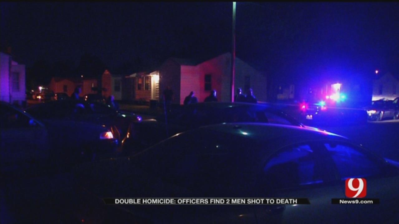 Police Investigate Double Homicide In SW OKC