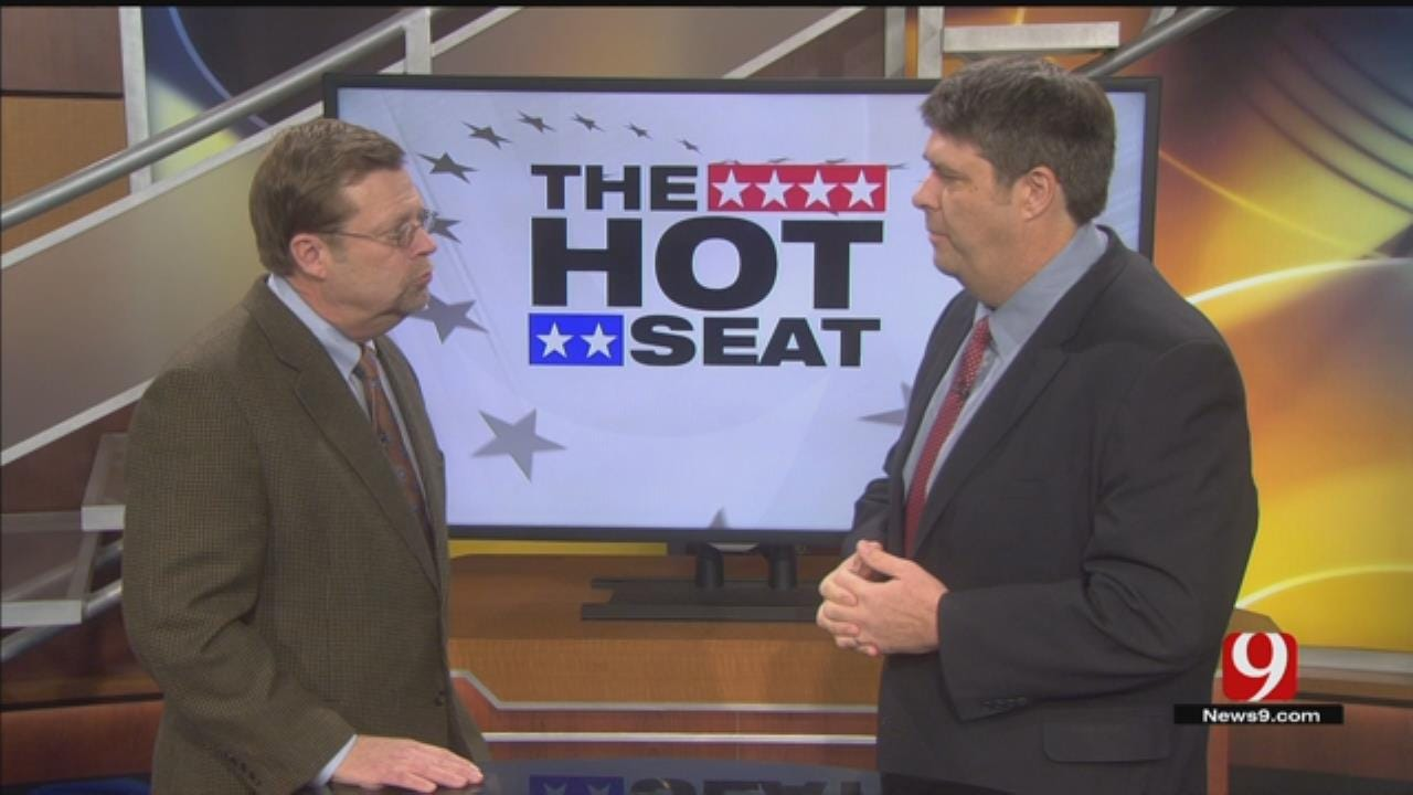 Hot Seat: Pat McFerron