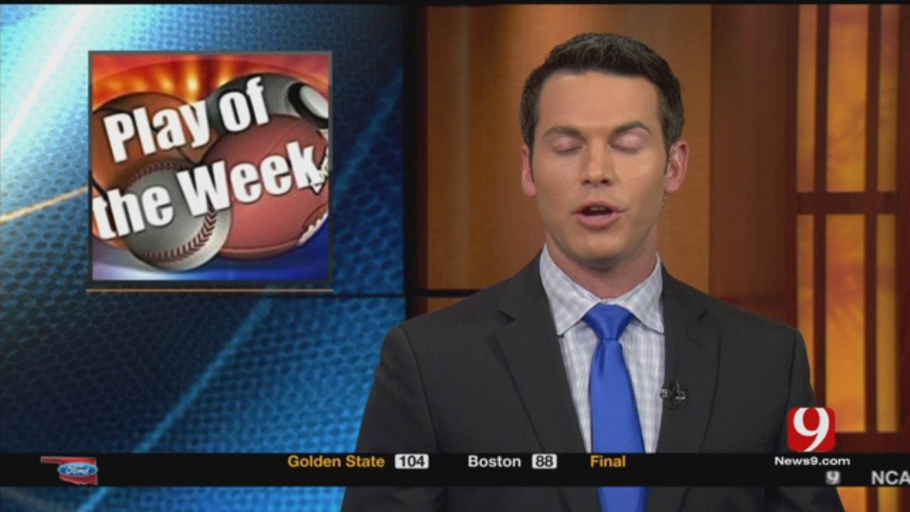 Play Of The Week: Carl Albert Titans