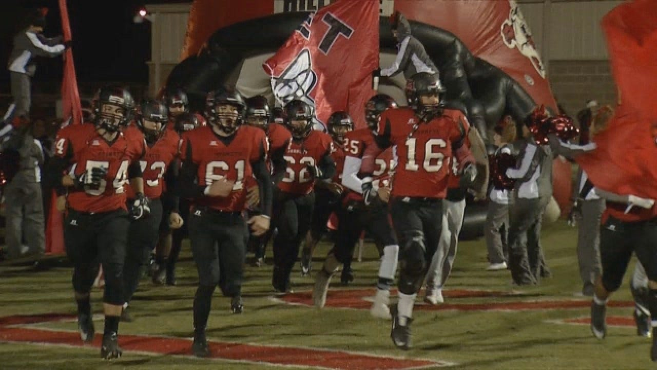 Clinton Edges Hilldale 36-29 In Double OT