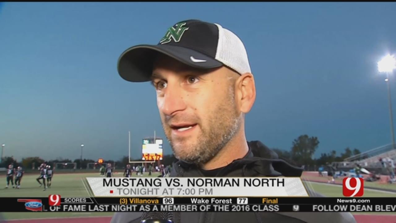 Mustang & Norman North Set To Square Off In 6A-1 Semifinals