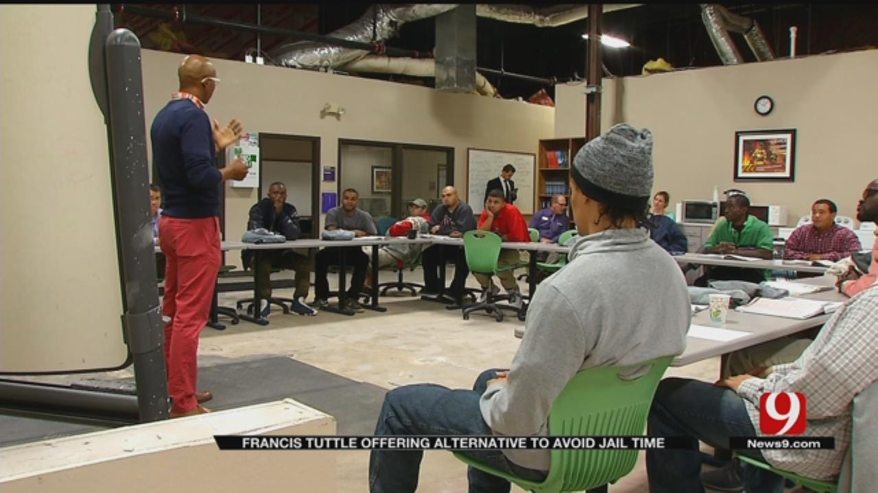 Skills Training Helps Nonviolent Offenders In Oklahoma Find Success