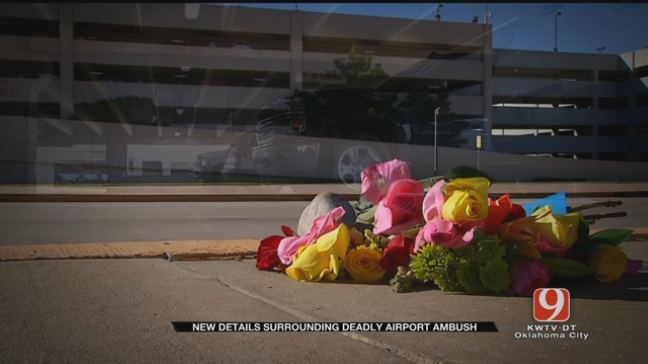 New Details Surrounding Deadly Airport Ambush Suspect