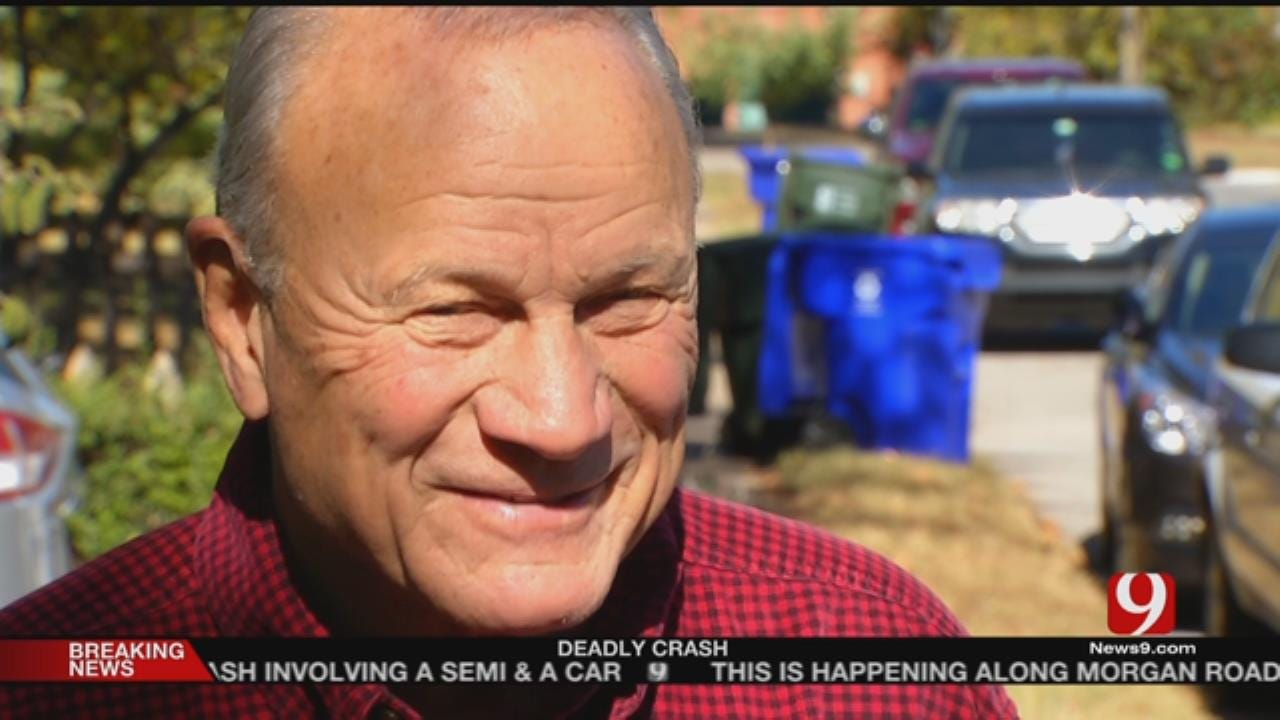 Barry Switzer Looks Back On Coaching Michael Winchester