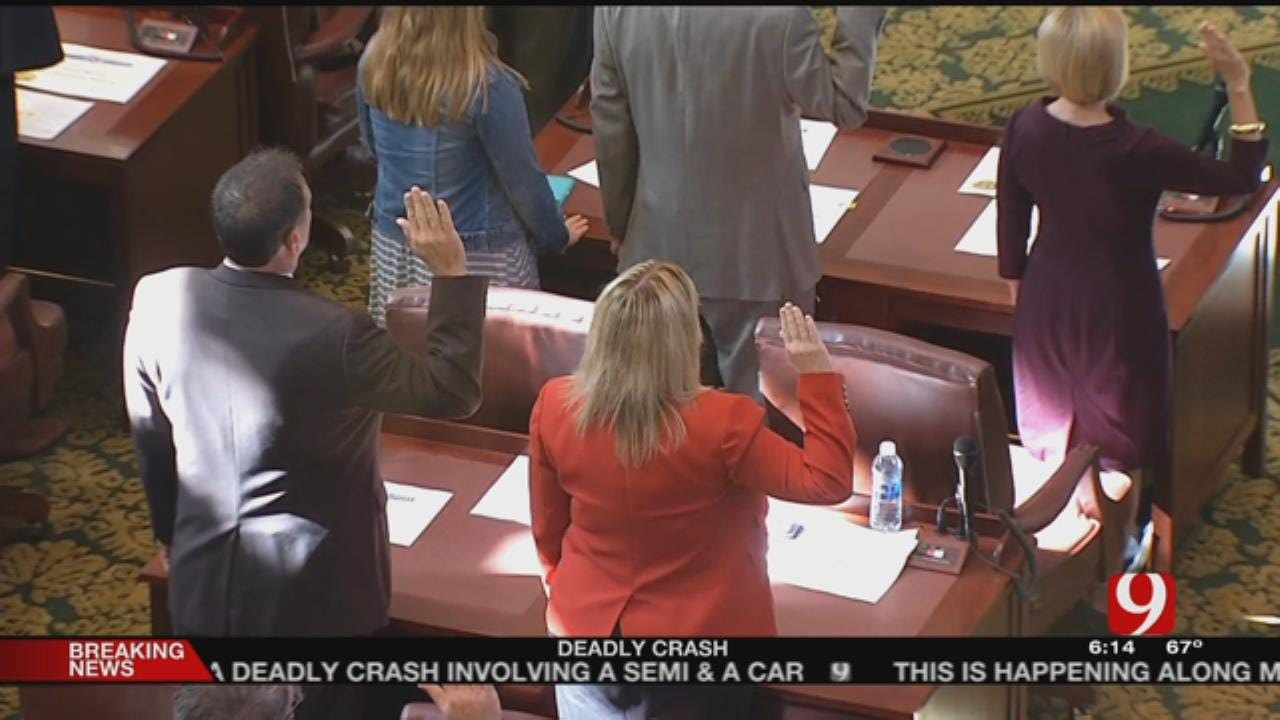 Newly Elected Lawmakers Discuss Upcoming Challenges For Oklahoma