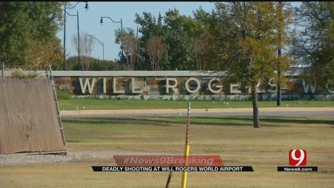 Two Dead After Will Rogers World Airport Shooting
