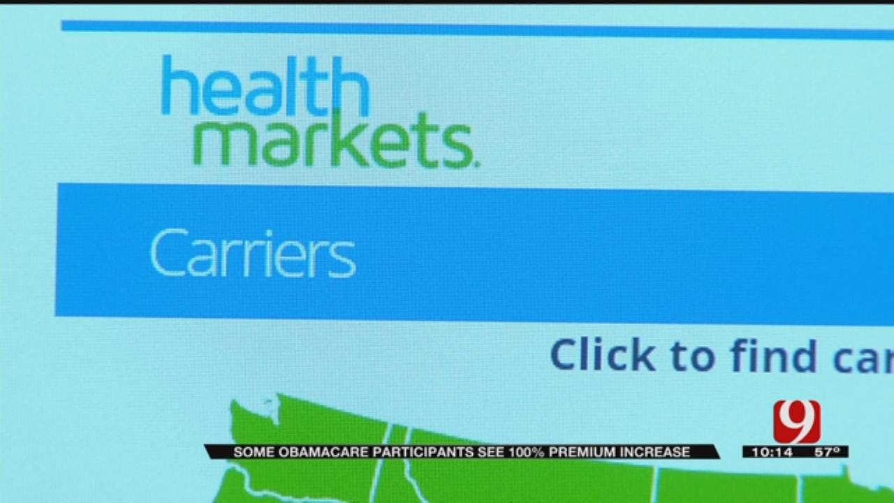 Some Affordable Care Act Participants Seeing 100% Premium Increase