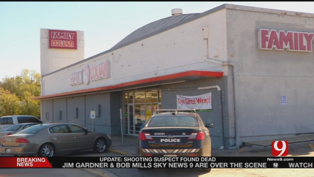 OKC Police Searching For Two Armed Robbery Suspects