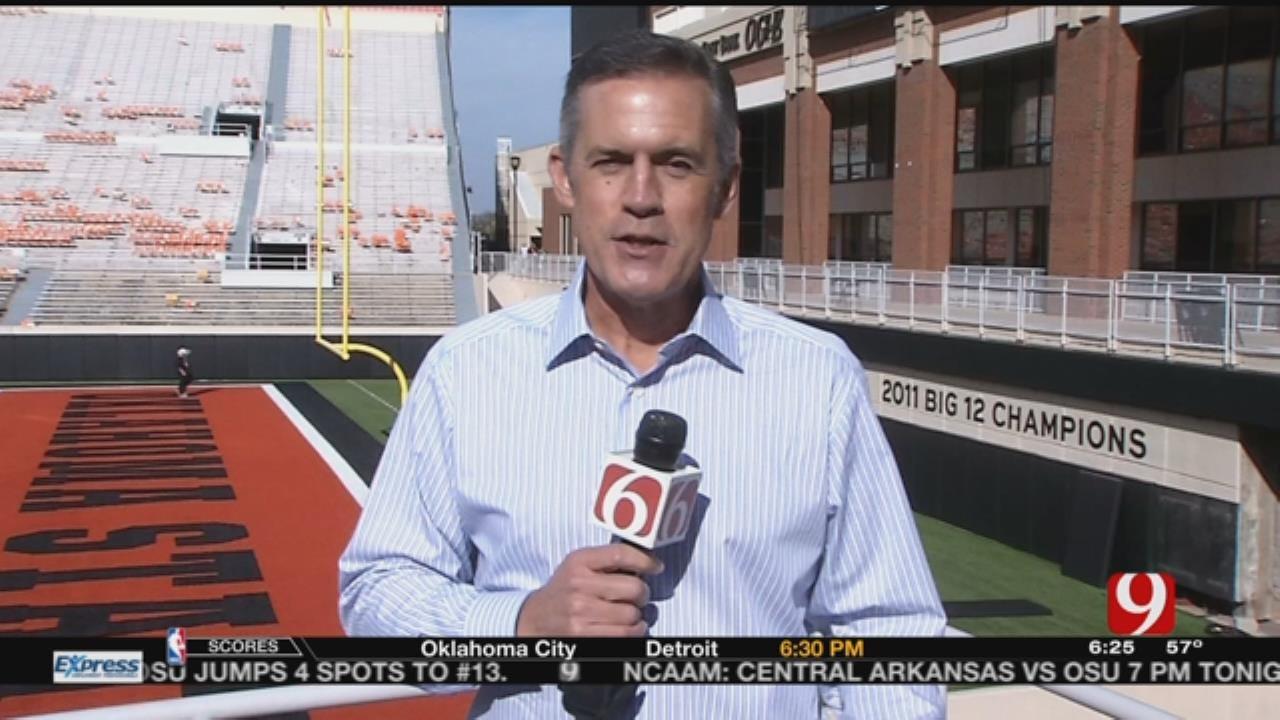 OSU Football: Cowboys Preparing To Face TCU This Weekend