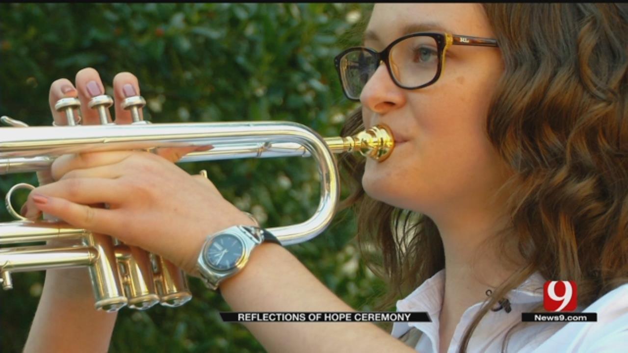 Teenager Receives Oklahoma Standard Award