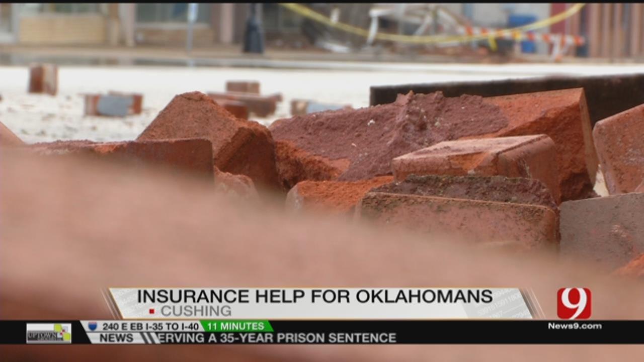 Cushing Residents Adjust One Week After 5.0 Quake