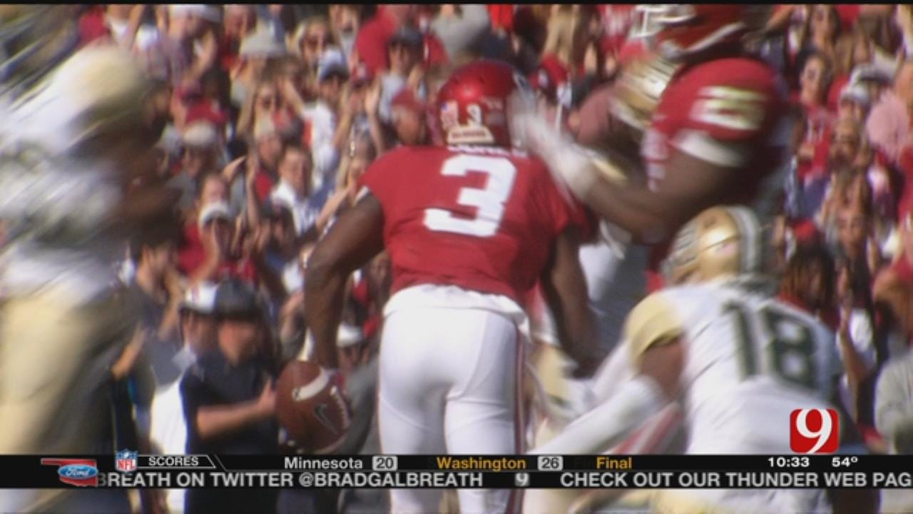 Sooners React To The Win
