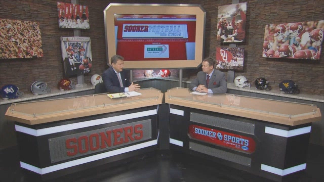 Dean Chats With OU's Bob Stoops
