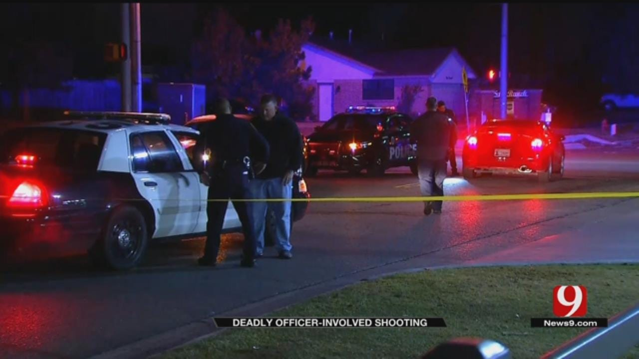 Police: Deadly Officer-Involved Shooting In SW OKC