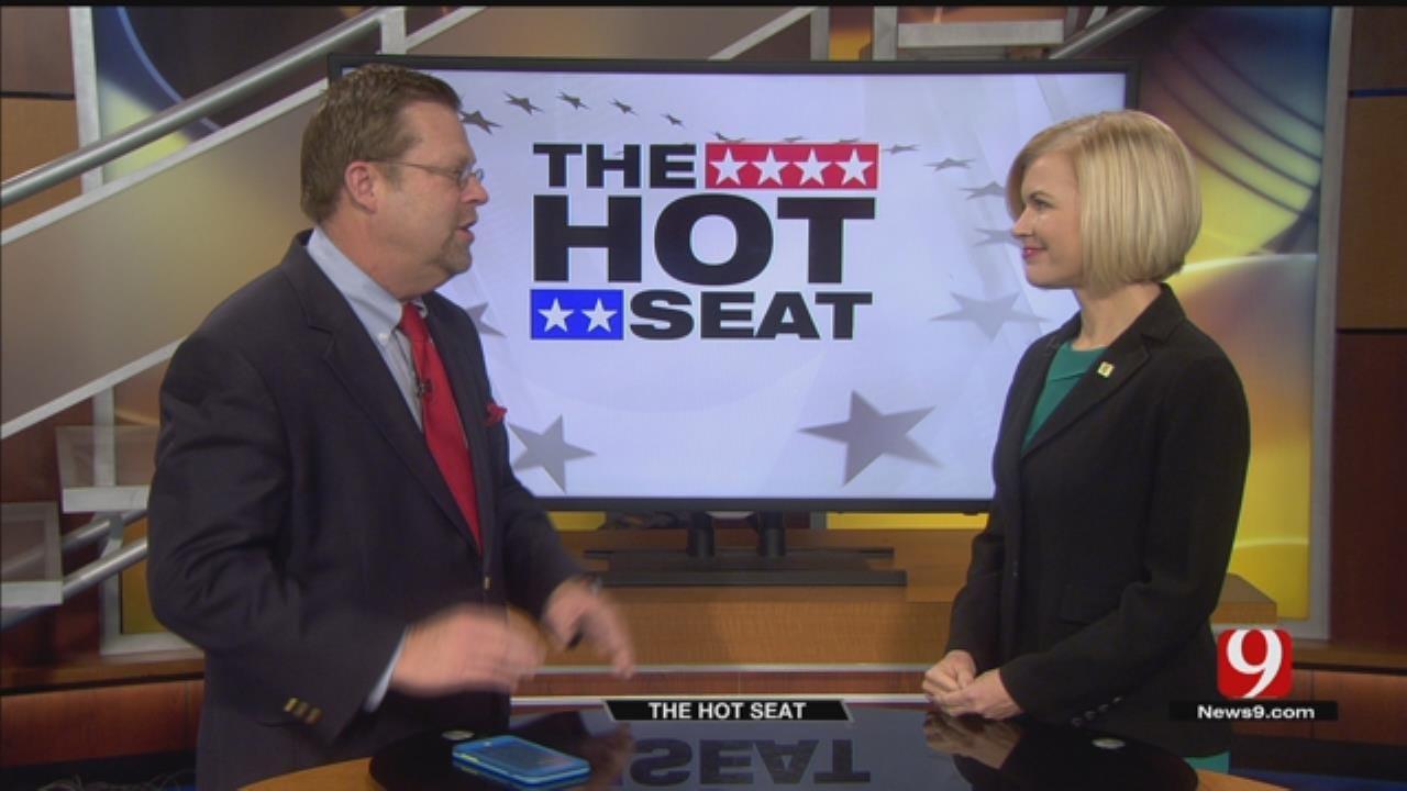 The Hot Seat: Jill Castilla