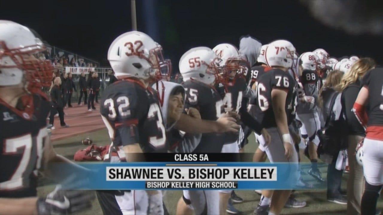 High School Playoffs: Bishop Kelley-Shawnee
