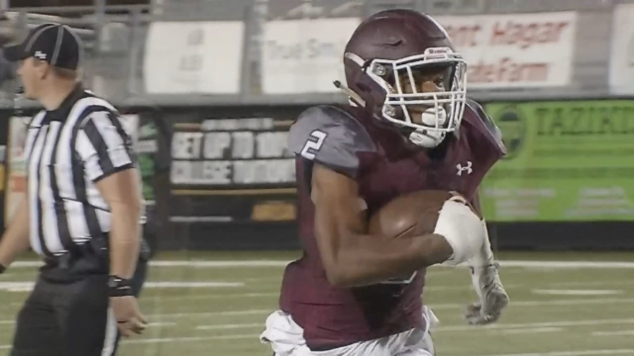 Jenks Beats Southmoore Behind Strong Fourth Quarter