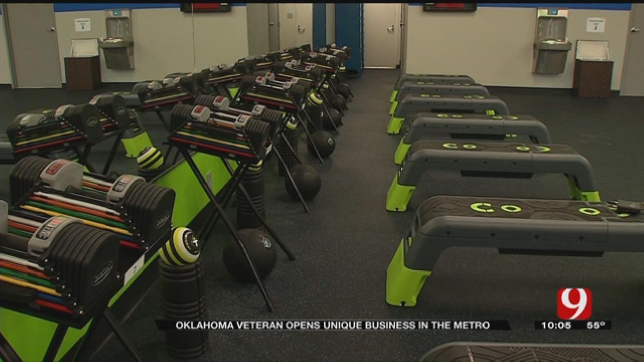 OKC Veteran Opens Running Gym