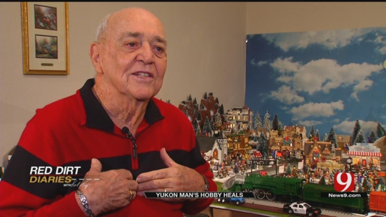Red Dirt Diaries: Yukon Man's Hobby Heals