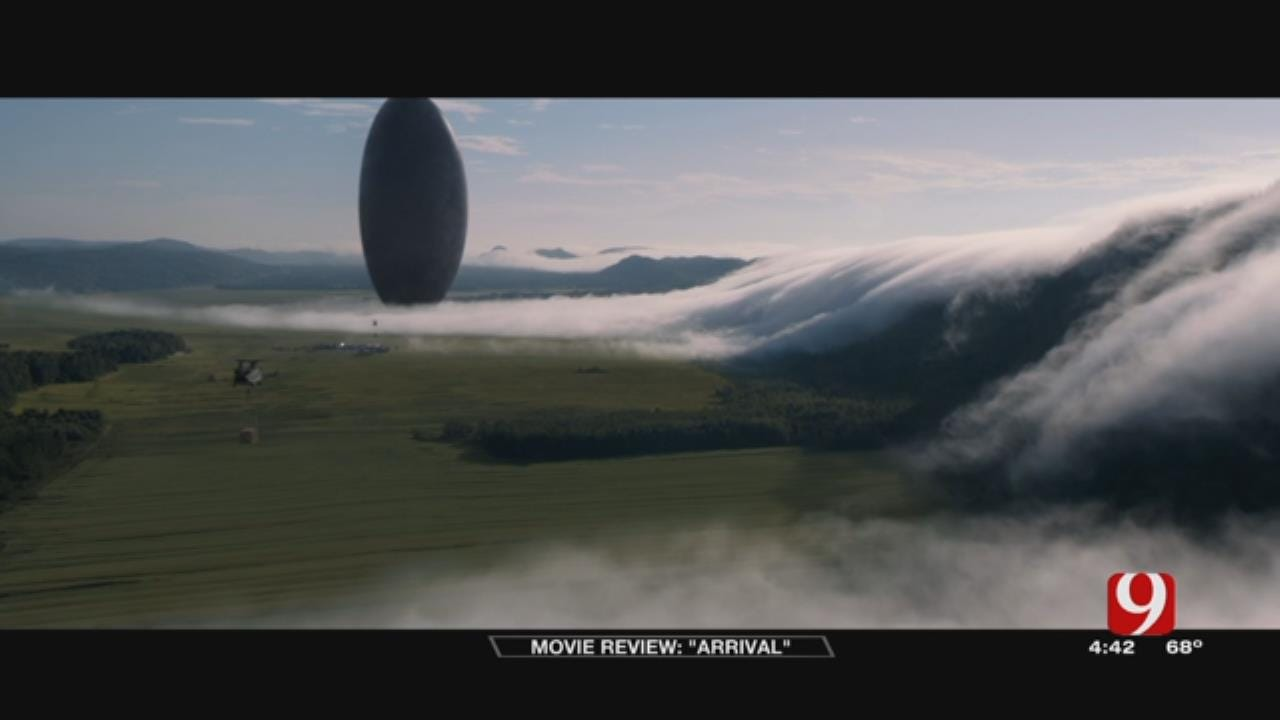 Dino's Movie Moment: Arrival