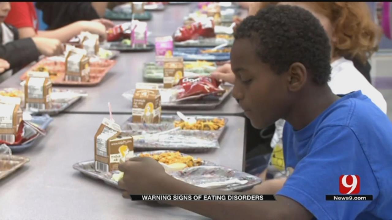 Medical Minute: Eating Disorders