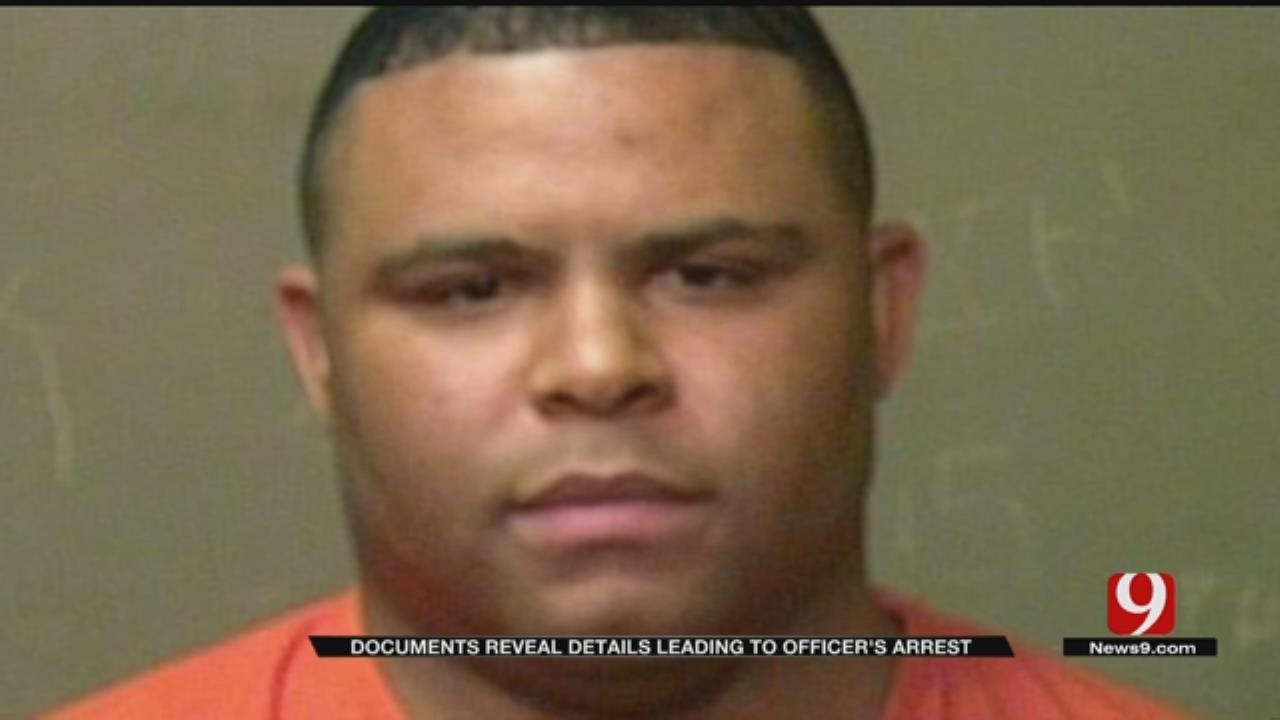 Documents Reveal Details Leading To OKC Police Lt.'s Arrest
