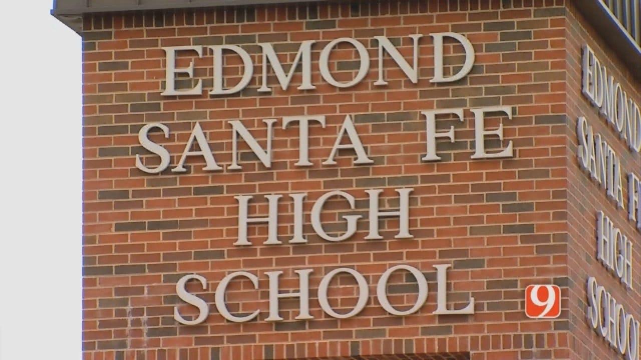 Edmond Santa Fe Student Accused Of Bringing Weapon, Drugs To School
