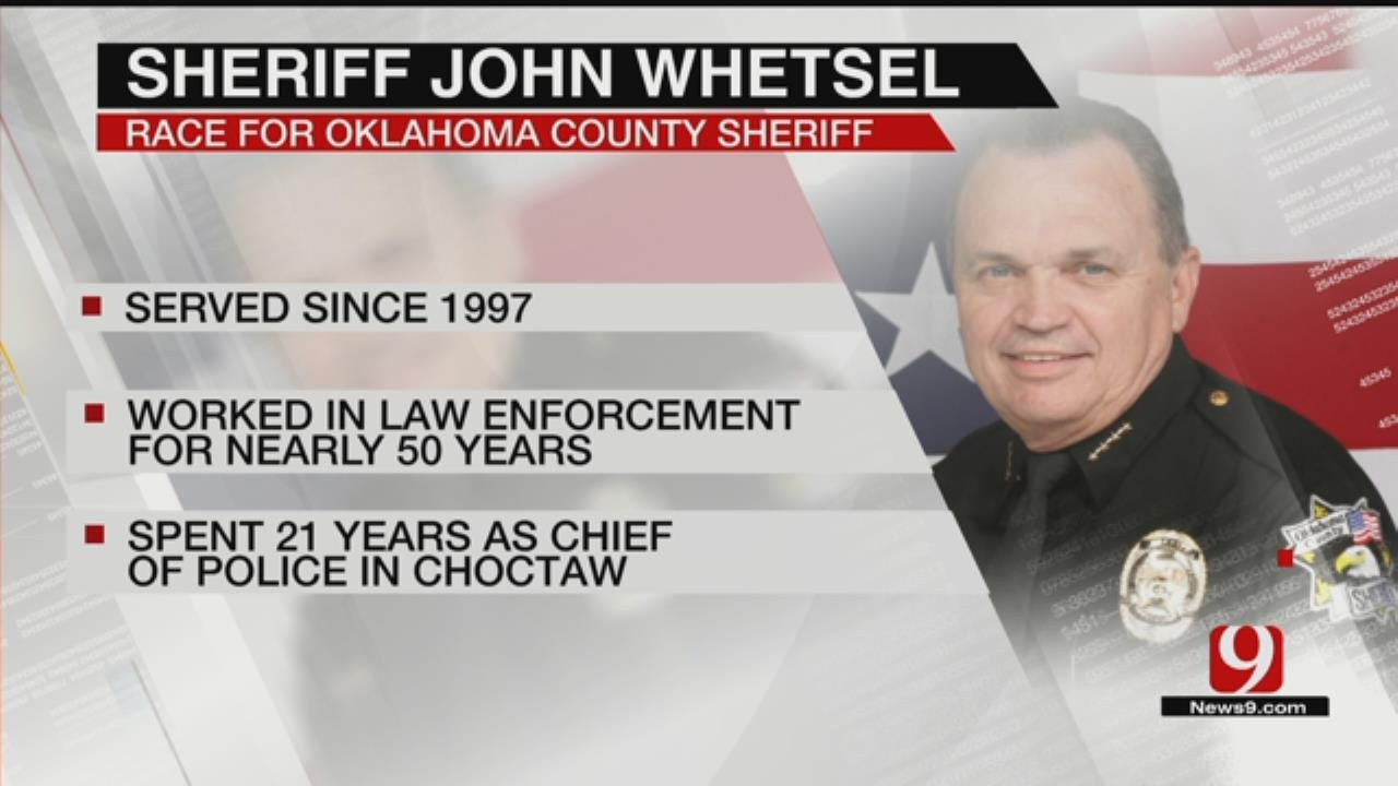 Incumbent OK Co. Sheriff Faces GOP Challenger