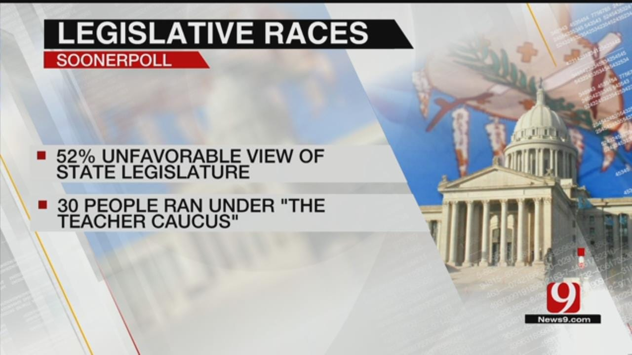 GOP Expected To Keep Control Of State Legislature