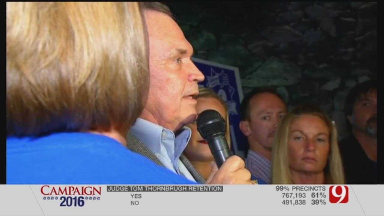 Incumbent Oklahoma Co. Sheriff Narrowly Beats GOP Challenger