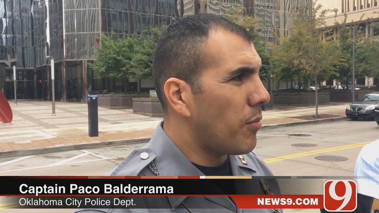 OCPD Discusses Injured Officer