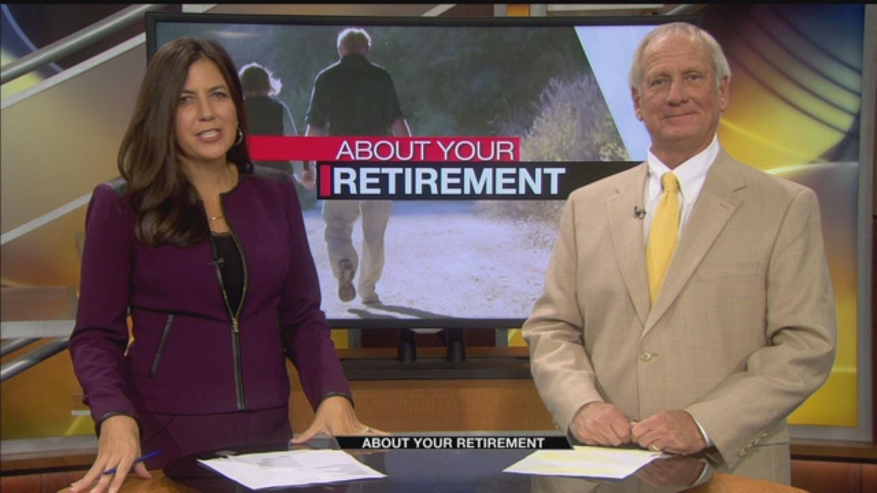 About Your Retirement: Future Health, Well-Being In Your Home