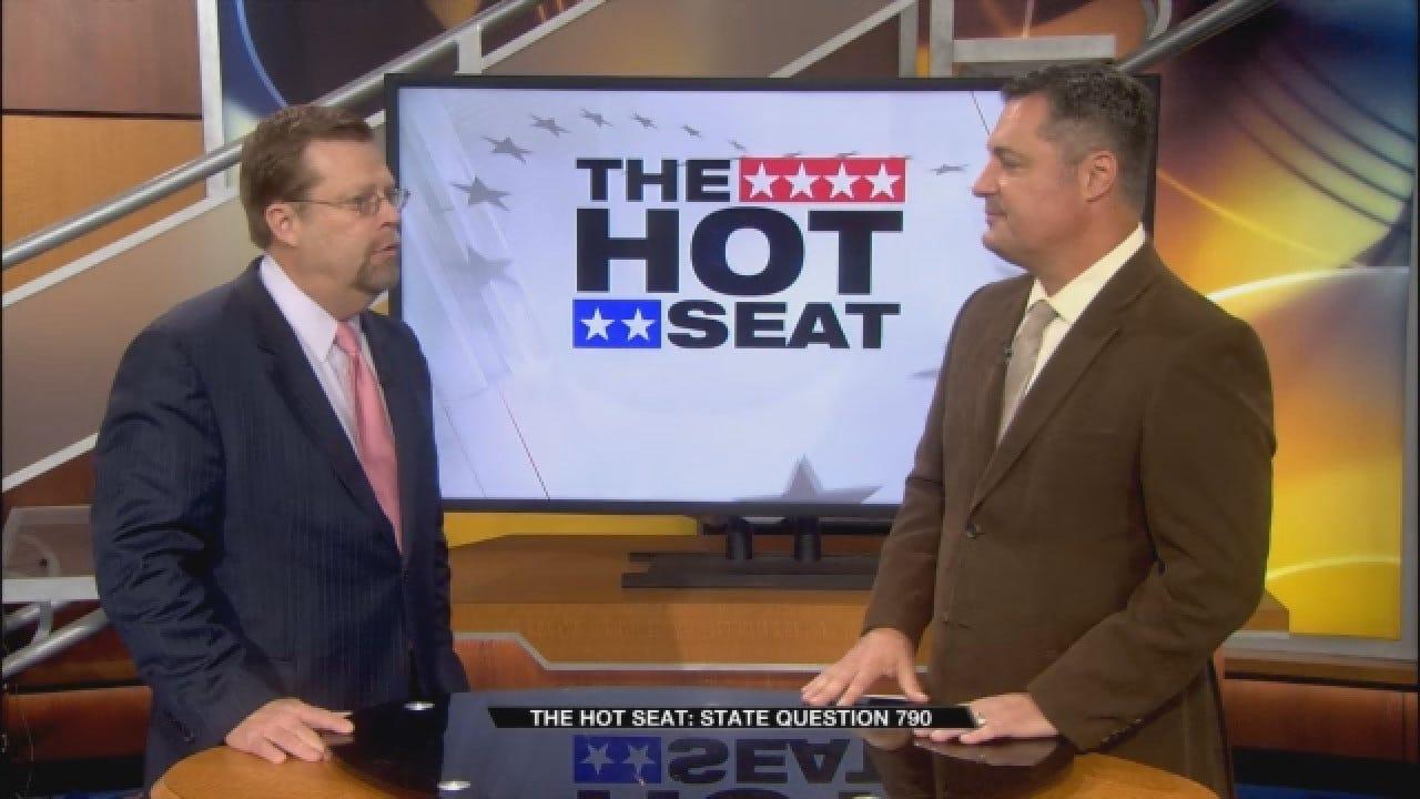 Hot Seat: Noble McIntyre - SQ 790