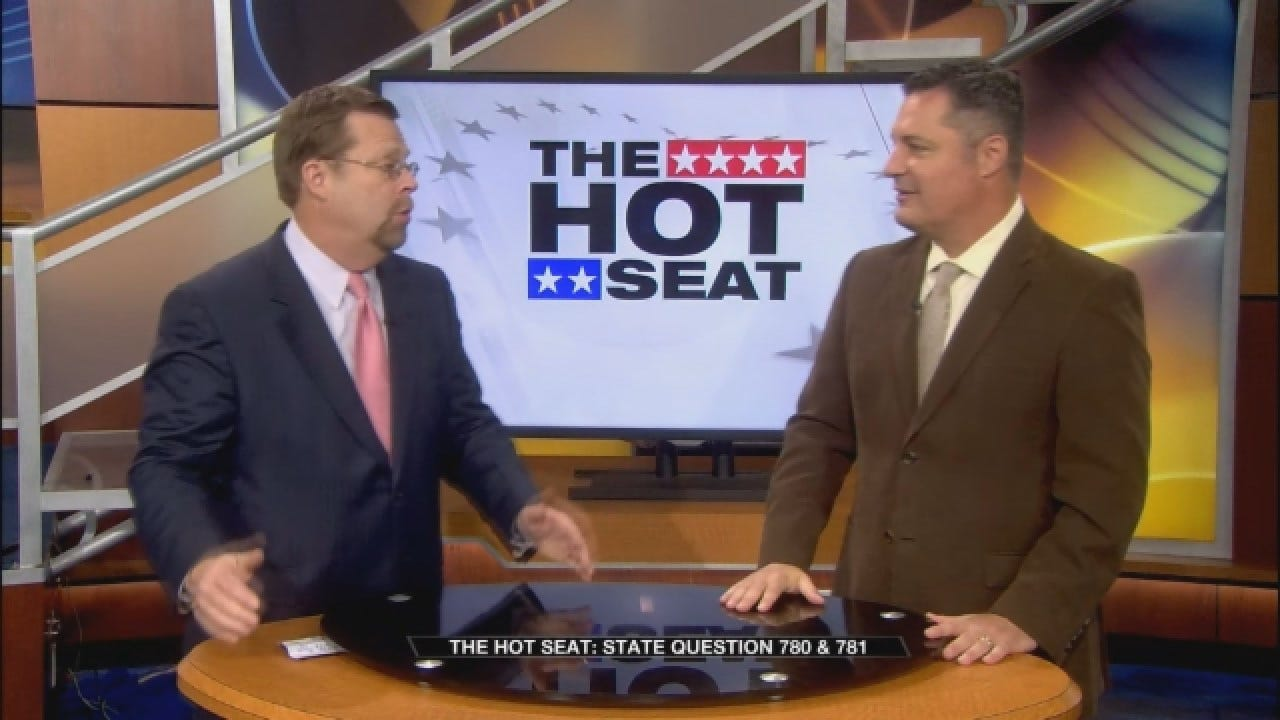 Hot Seat: Nobly McIntyre - SQ 780, 781