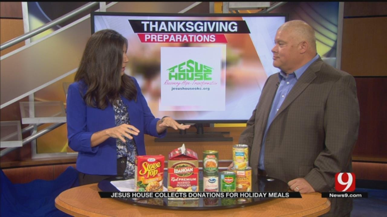 Jesus House Collects Donations For Holiday Meals