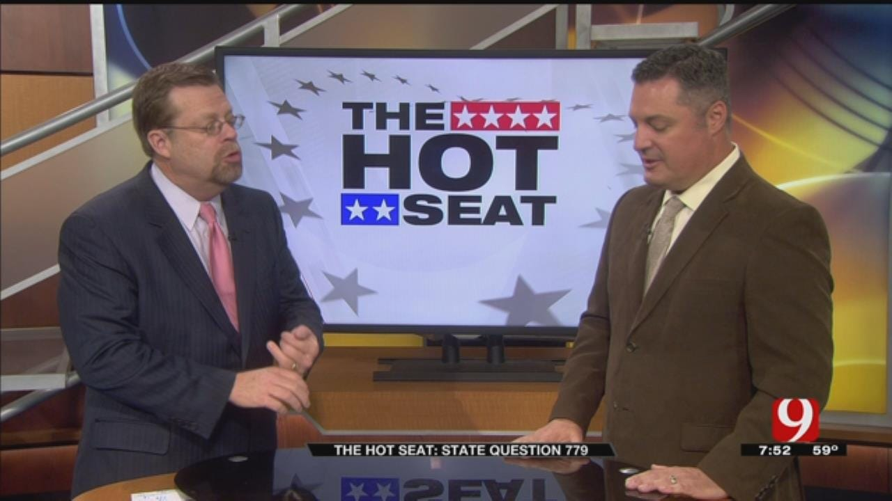 Hot Seat: Noble McIntyre - SQ 779
