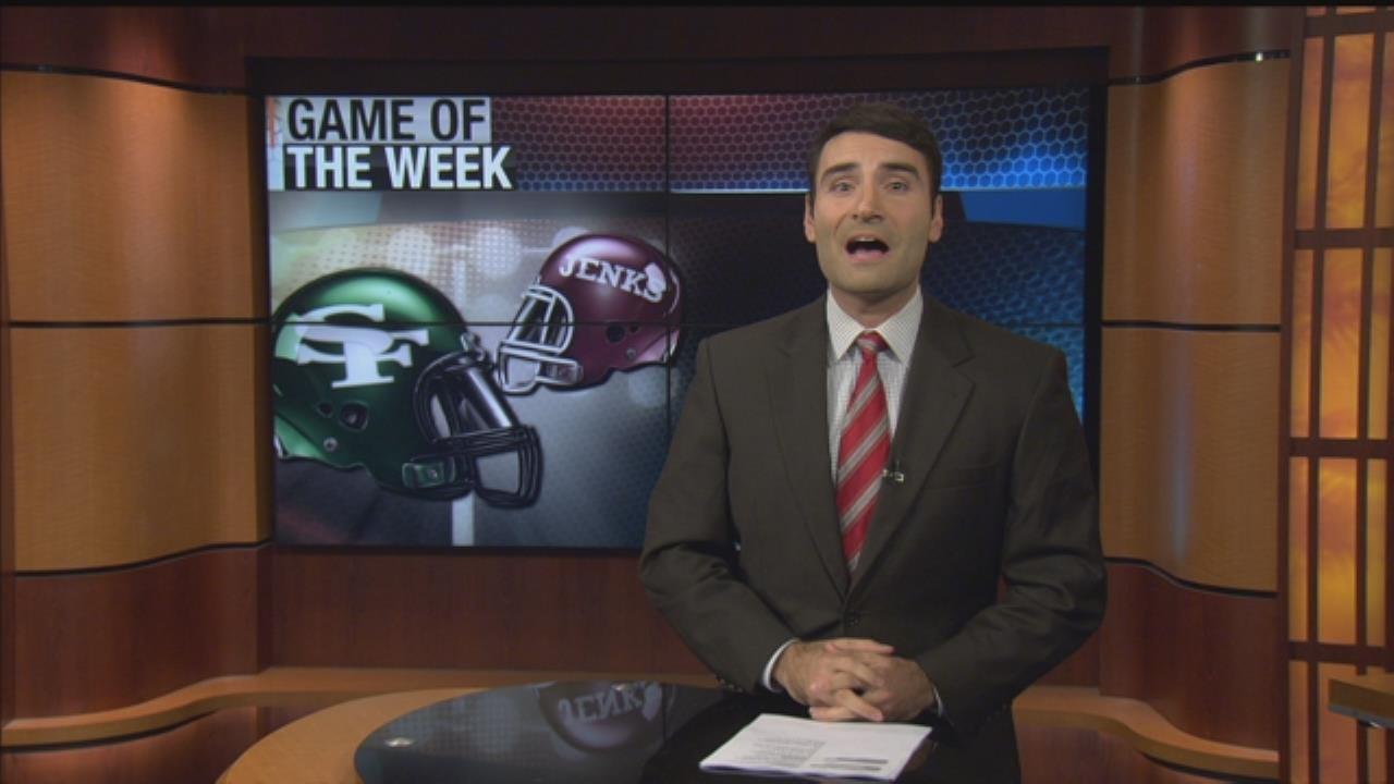 High School Highlights: Jenks-Edmond Santa Fe