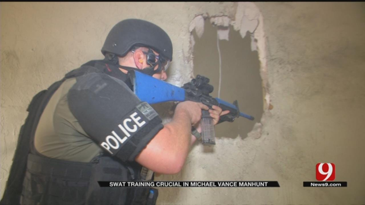 Only On 9: Crucial SWAT Training Used In Michael Vance Manhunt