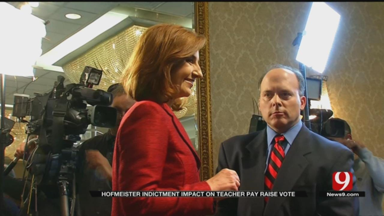 Will Superintendent Hofmeister's Indictment Impact Penny Sales Tax Vote?