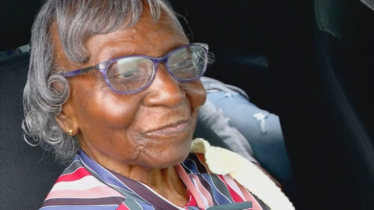 100-Year-Old Oklahoma Woman Is Proud To Vote