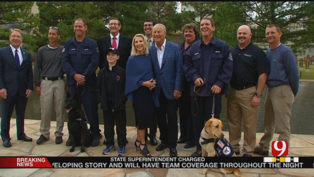 K9 Search And Rescue Facility Coming To Oklahoma