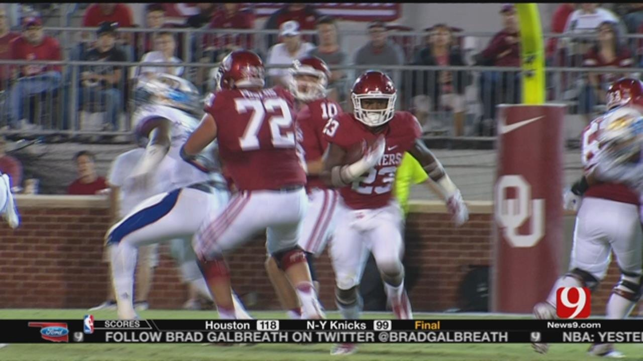 Sooners Face Iowa State Thursday