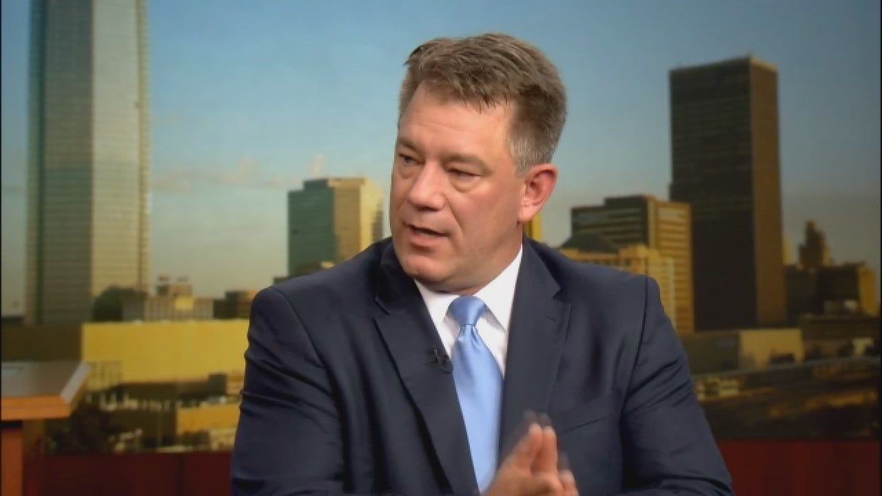 Justin Dougherty Sits Down With Oklahoma County Sheriff Candidate Mike Christian
