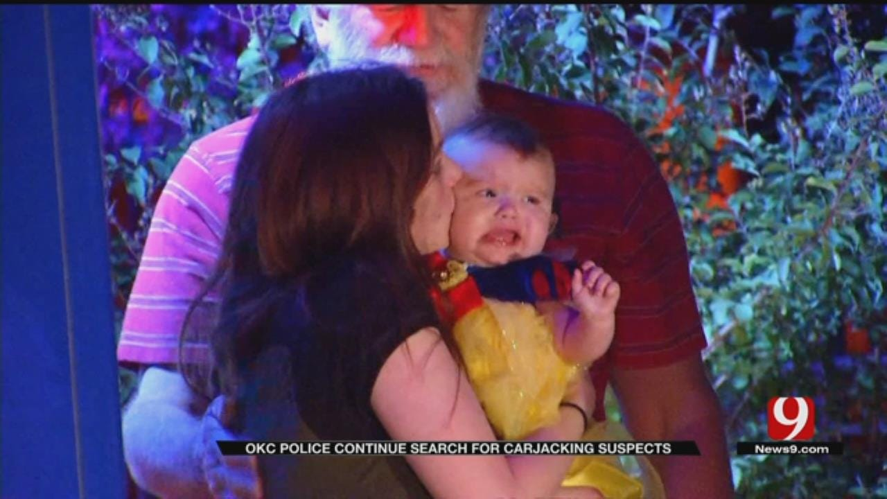 Mother Speaks Out After Carjackers Take Vehicle With A Child Inside