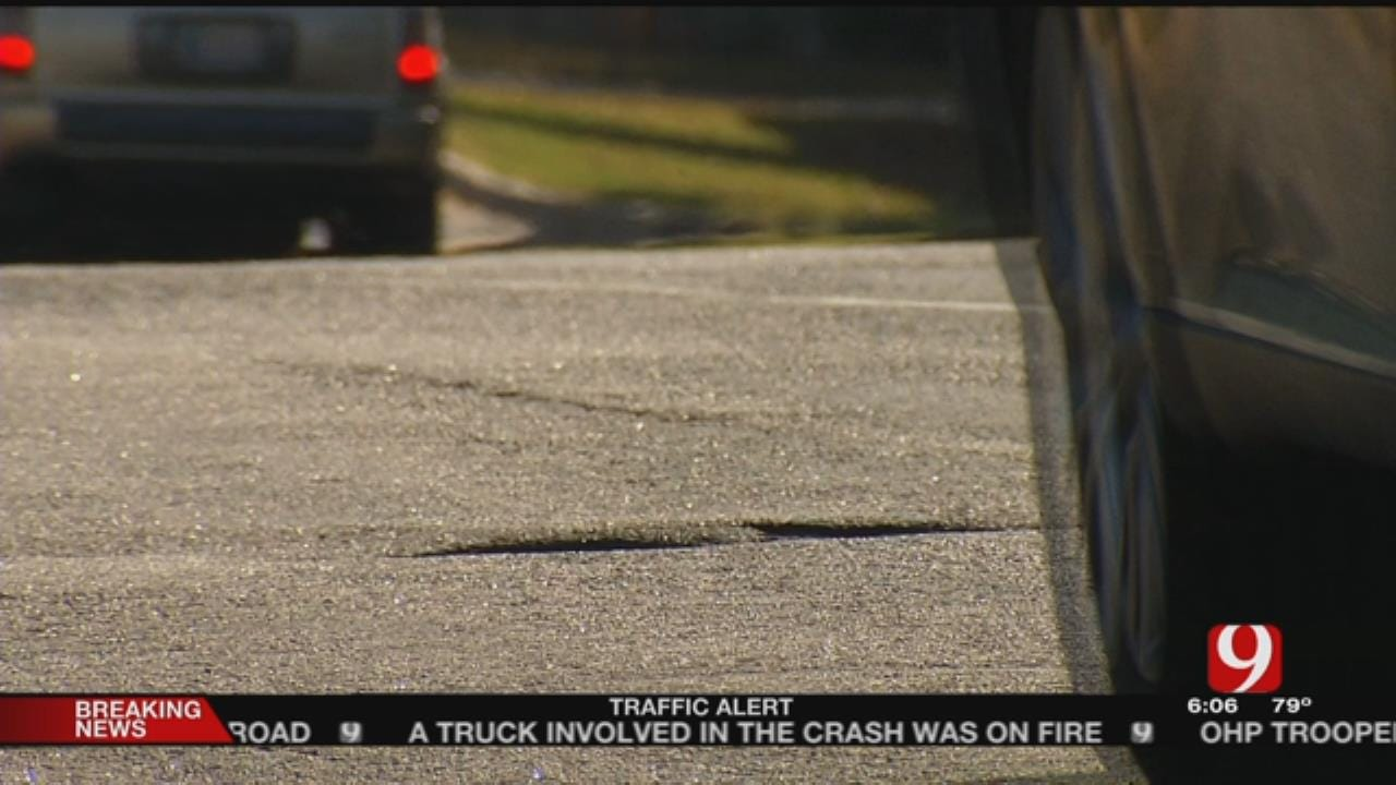 OKC Looks For Input From Residents About City Roads
