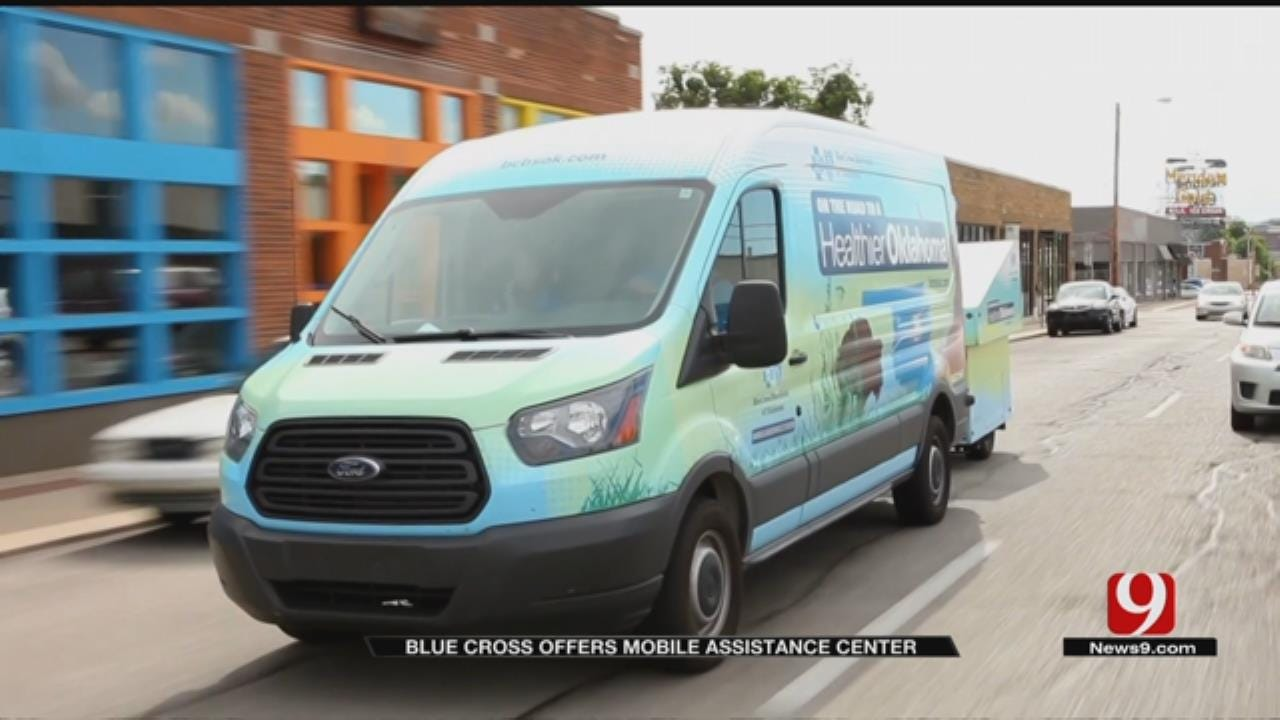 BCBS Deploys Mobile Assistance Center To Help With Health Insurance Enrollment